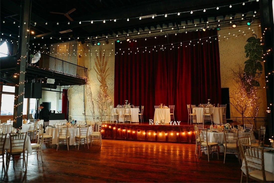 Revolution Hall Wedding With Rachel George