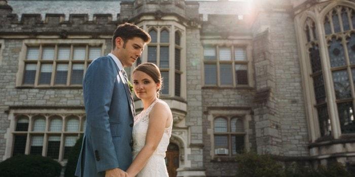 Rachel+Adam's Lucas Confectionery Wedding