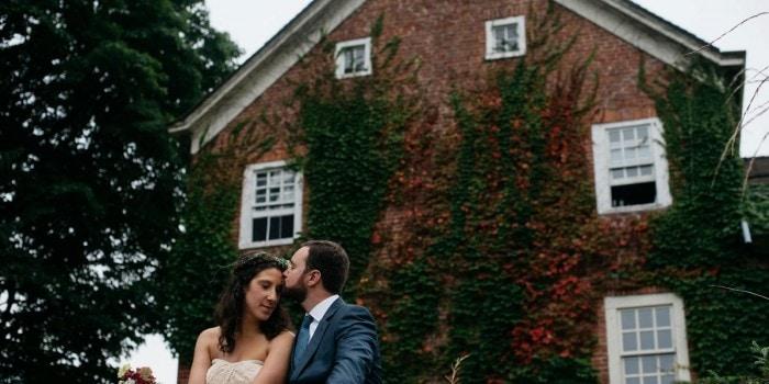 Nora+Ryan's Windrift Hall Wedding