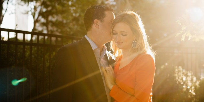 Margaret+Colin's Boston Engagement Shoot