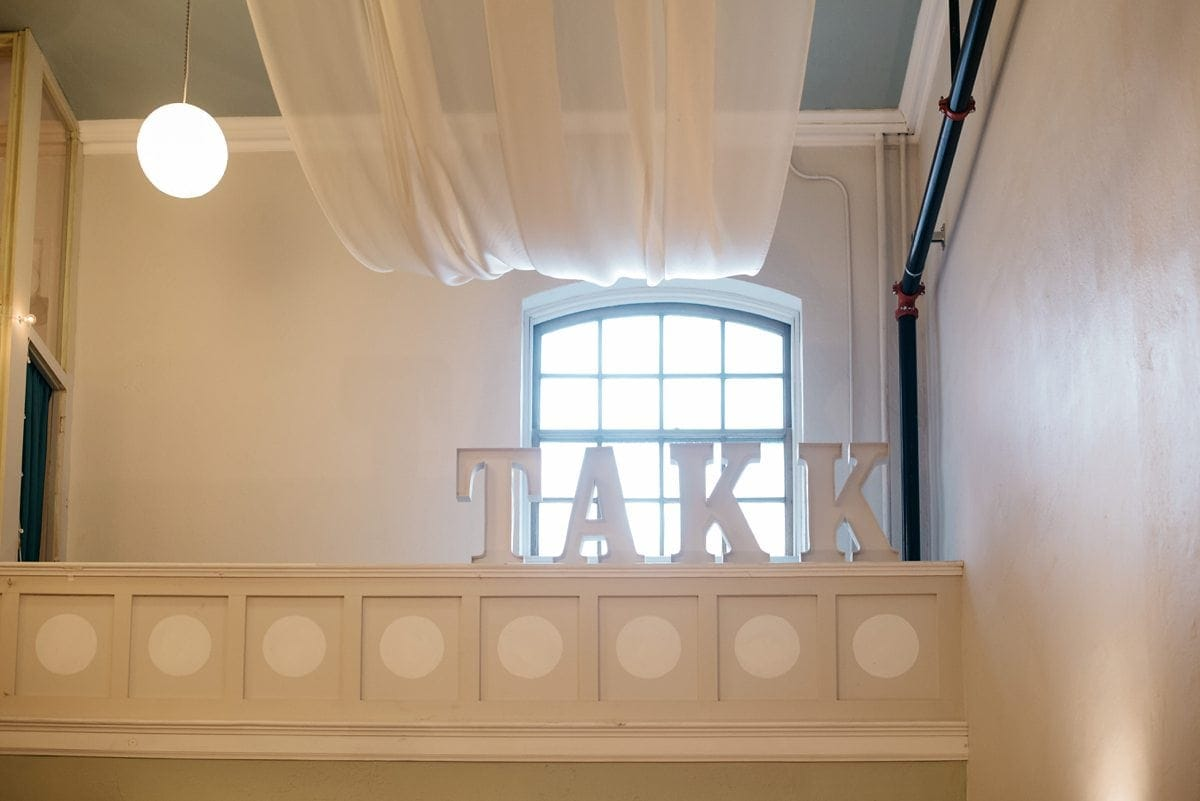 Takk House Wedding Photos