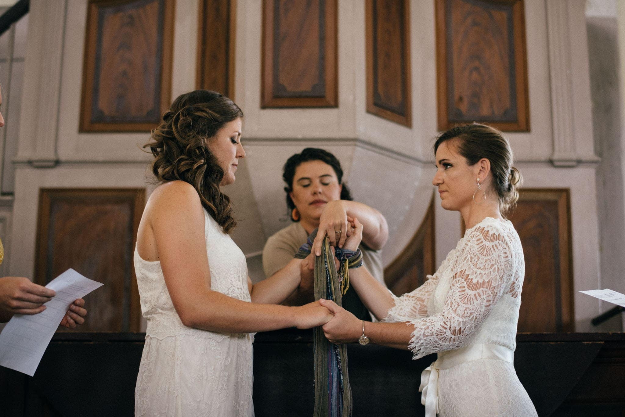 Alna Meetinghouse Wedding