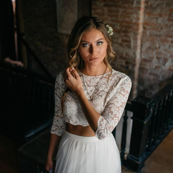 A Love Story Bridal Styled Shoot at Lucas Confectionery