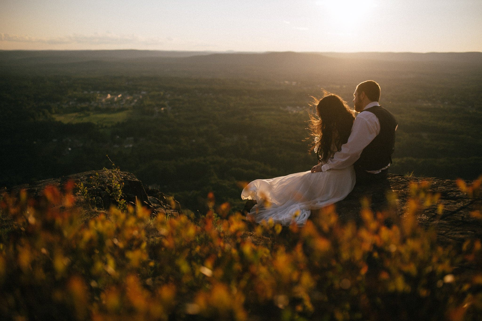 Mount Tom Elopement