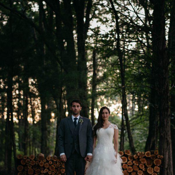 Jessica+Jonathan's Kaaterskill Wedding