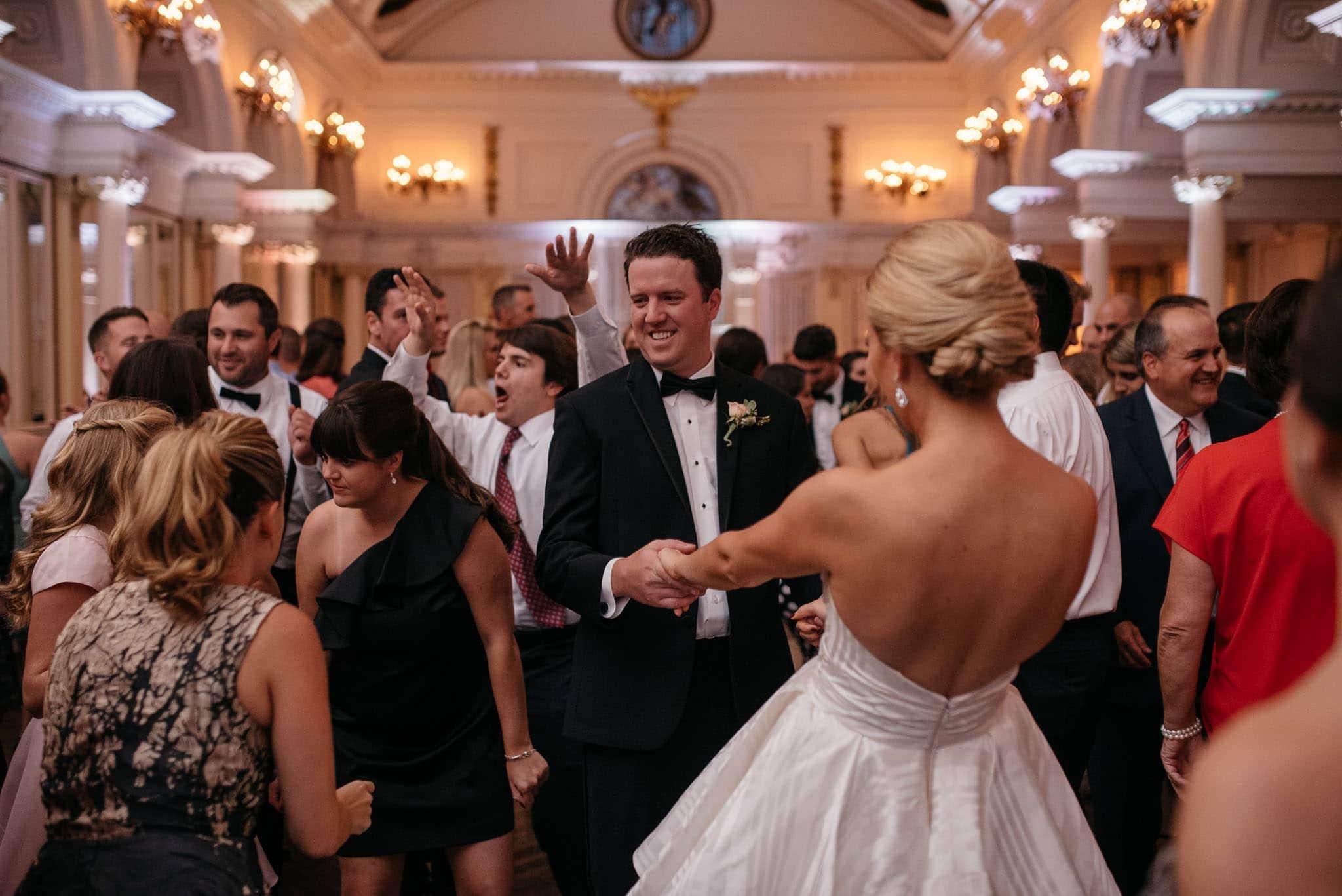 canfield casino wedding