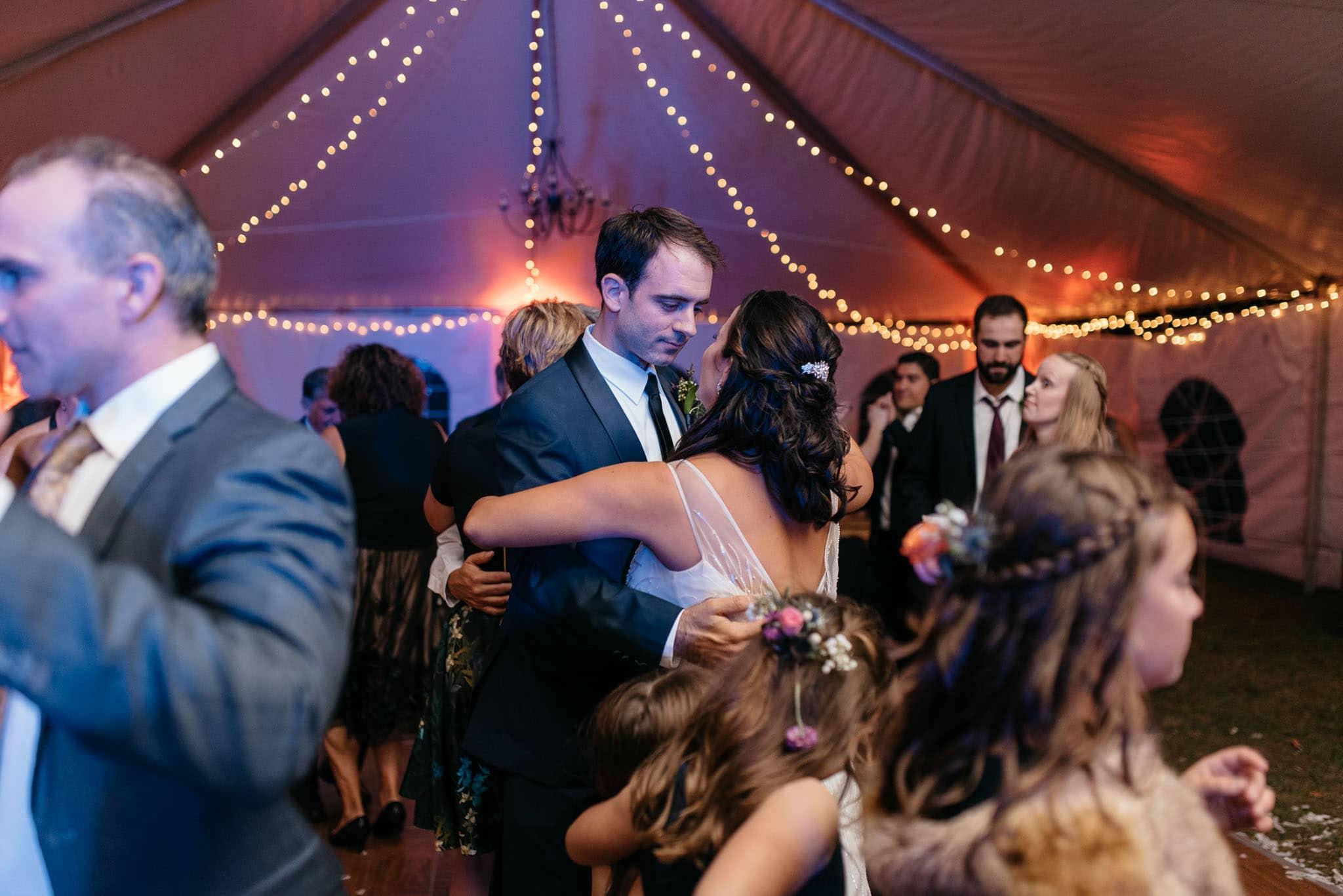 Marcy Field Wedding Keene Adirondacks