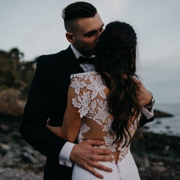 Lina+John's Oceanview of Nahant Wedding
