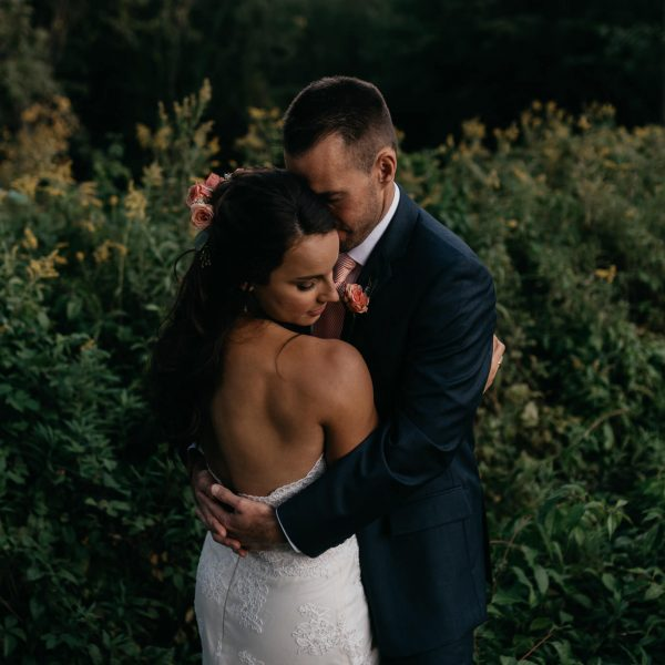 Courtney+Dan's West Mountain Inn Wedding