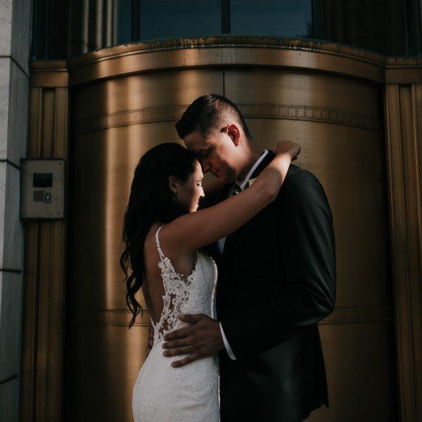 Ashton+Jay's Renaissance Hotel Albany Wedding